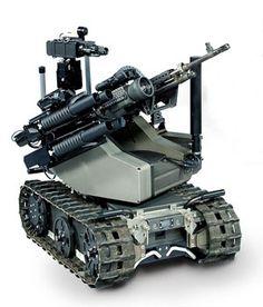 autonomous robot | Although the concept of full-scale robotic war still strikes some ...