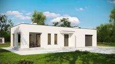 DOM.PL™ - Projekt domu KP G202 CE - DOM KT3-11 - gotowy projekt domu