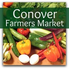 2012 Season of the Conover Farmers Market  Starts on  Saturday April 28th  At the new location in the Conover Post Office Parking Lot    The Conover Farmers Market provides Catawba Valley with only the best locally grown and produced products. A different approach to other markets; the Conover Farmers Market will focus on vendors providing products 'from farm to fork.' All vendors must be certified and approved by the Board of Directors.