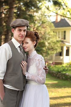 "This ""Anne Of Green Gables"" Themed Wedding Is The Sweetest Thing Ever"