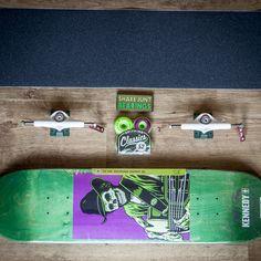 Girl Skateboards Spitfire Shake Junts
