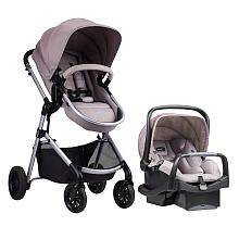 Evenflo Pivot Modular Travel System with Safemax Infant Car Seat  Sandstone  Excellent on many toddlershttp://www.travelsystemsprams.com/