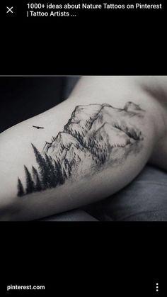 Tattoo pnw – tattoos – tattoo # tattoo - Famous Last Words Bike Tattoos, Leg Tattoos, Body Art Tattoos, Small Tattoos, Sleeve Tattoos, Cool Tattoos, Natur Tattoo Arm, Natur Tattoos, Kunst Tattoos