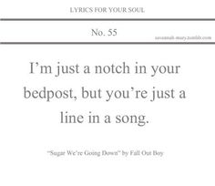 You have to love Fall Out Boy