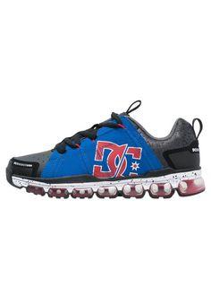DC Shoes CHAMBER Sneaker low black/blue/red für Herren -