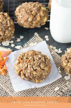 Breakfast Cookies 12 Ways