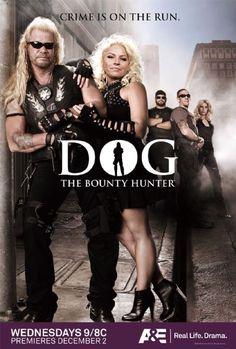 Dog The Bounty Hunter--MY MOM & I LOVE WATCHING THE DOG!