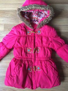 Full-Zip Hooded Winter Jacket (Girls Size 5) Girls Winter Jackets, Joe Fresh, Canada Goose Jackets, Hoods, Product Description, Boutique, Faux Fur, Fashion, Winter Coats For Girls