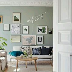35 ways to use sage green