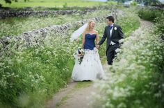 Wedding at YHA Hartington Hall, Derbyshire
