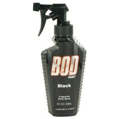 Parfums De Coeur Bod Man Black Fragrance Body Spray for Men 8 Ounce *** Read more reviews of the product by visiting the link on the image.