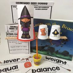 Spooky Storybook STEM Challenges - Teach Outside the Box halloween makerspace Enrichment Activities, Steam Activities, Book Activities, Preschool Books, Holiday Activities, Preschool Ideas, Halloween Books, Halloween Themes, Halloween 2020