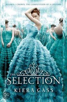 The Selection - Kiera Cass - engels!