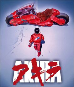Akira: other characters recreate the original poster - Amigos do Fórum
