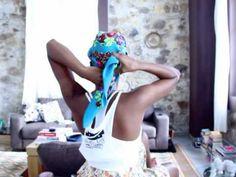 ::MissBalanta:: tutorial de 2 turbantes, lindíssimos e facílimos!