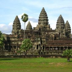 L'empire Khmer et Angkor