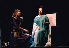 Markella Hatziano as Didon in Berlioz's Les Troyens