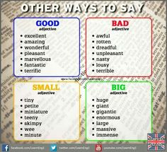 Other Words For Tiny synonyms to the word small other ways to say small Other Ways To Say