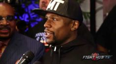 Floyd Mayweather says he cant make 160 for Golovkin fight; Talks Cotto v...