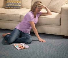 The Carpet And Rug Institute Blog: Is Self-Cleaning Carpet a Possibility?