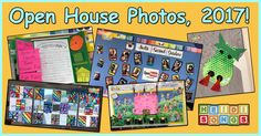 Open House Photos, 2017! Reading Genres, Open House, Teaching Ideas, Fun Facts, Appetizers, Education, Blog, Photos, Pictures
