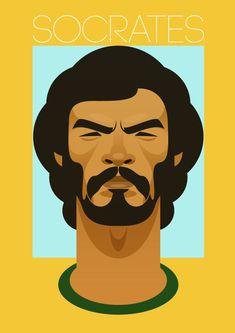 #Futbol #Socrates