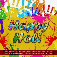 With best #wishes from Web Media Xperts, let the #colors of #Holi spread the spirit of happiness and peace!