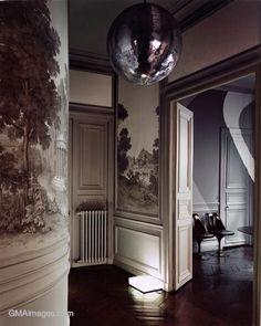 Om du ändå ska gå in i väggen – låt det bli i en från de Gournay! | MY BLUE CHINA
