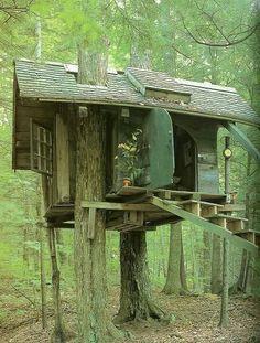 tree house...awesome