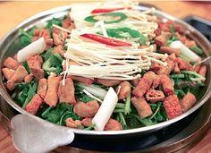 Korean Food | Gopchang Jeongol | Beef Intestine & Tripe Stew - Something both my parents would like.