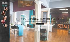 Shag A CT Beauty Salon in Madison, CT | Responsive Wordpress Site | Web Design by iblog4-u.com shagct.com/