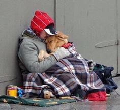 Beautiful and heartwarming pics of the love between people and their dogs.