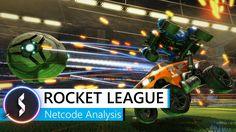 Rocket League Netcode Analysis