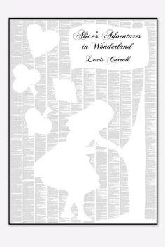 Alice in Wonderland full text poster