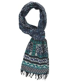 Boho Fringed Scarf from Forever 21