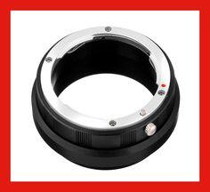 @ Adapter for LETUS EXTREME ELITE ULTIMATE Mount -  NIKON NIKKOR Lens / Lenses @