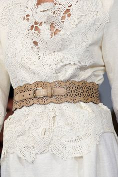 Diane von Furstenberg Spring 2013 Runway Accessories � Spring 2013 Fashion Week Accessories - ELLE