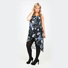 Discover fabulous plus size clothing at Yours Clothing in UK sizes Shop our range of plus size women's clothing, lingerie, accessories and wide fit shoes. Wrap Dress, Dress Up, Spring Blossom, Smudging, Plus Size Outfits, Print Wrap, Plus Size Fashion, Size 14, Curves