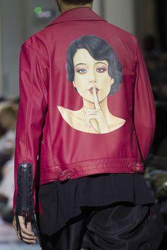 Yohji Yamamoto, Primavera/Verano 2018, París, Menswear