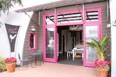 Pop-Up Spa at Pink Lagoon Boutique. Half off brow shaping or facial. #SanDiegoTidbits