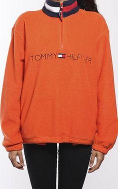 Vintage Tommy Hilfiger Fleece