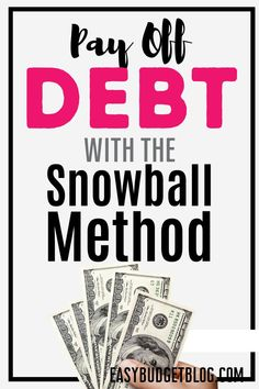 After reading Dave Ramsey's The Total Money Makeover, we decided that we'd use the Debt Snowball Method to pay off our debt fast. The Debt Snowball Method of debt payoff is exciting, motivating, and the hands-down the best for people who have lots of large debts to pay off! #howtopayoffdebtfast #payoffdebt #debt #payoffdebt #payoffdebtfast #howtopayoffdebtquickly #debtsnowball #debtsnowballdaveramsey #daveramsey #daveramseybabysteps Debt Snowball Spreadsheet, Debt Snowball Calculator, Debt Snowball Worksheet, Dave Ramsey Mortgage, Dave Ramsey Debt Snowball, Dave Ramsey Quotes, Dave Ramsey Financial Peace, Total Money Makeover, Paying Off Credit Cards