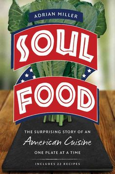 In this insightful and eclectic history, Adrian Miller delves into the influences, ingredients, and innovations that make up the soul food tradition. Focusing each chapter on the culinary and social h