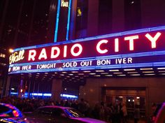 Dynamic Show Review | NYC | Bon Iver | 10.2.12