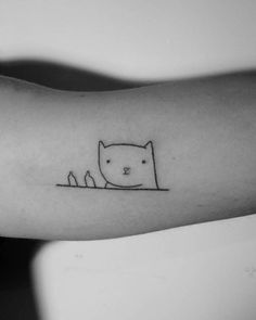 Stick and Poke Tattoo Inspiration, Vol. 2