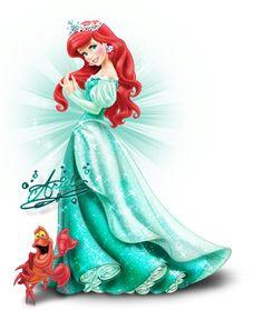 Ariel Ariel Disney, Princesa Ariel Da Disney, Disney Little Mermaids, Ariel The Little Mermaid, Disney Girls, Disney Love, Disney Art, Disney Pixar, Disney Wiki