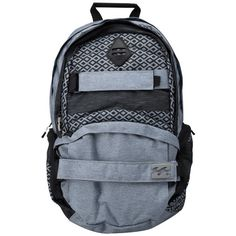 Zaino BILLABONG HERMOSA BACKPACK GREY HEATHER