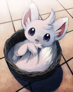 minccino i feel like mincinno is very under appreciated but if i ever get a 3/2ds i will catch one and love it to death