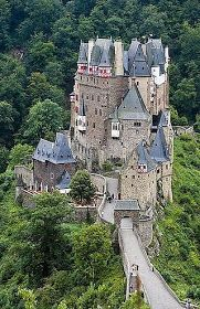 Burg Eltz, Germany Castle