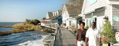 the village of Duck - The Outer Banks - North Carolina Vacations & Beach Rentals - The Outer Banks - North Carolina